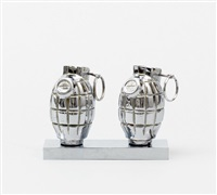 two hand grenades by clive barker