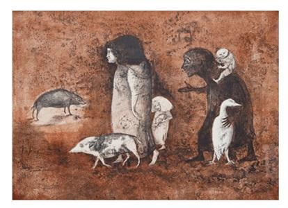 artwork by leonora carrington