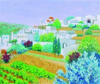 les bastides blanches by florence arven