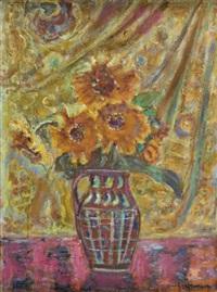 flowers by czeslaw rzepinski