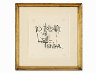from: '10 holzschnitte' by lyonel feininger