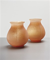 soft urns (pair) by hella jongerius