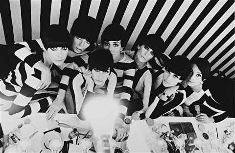 models backstage film qui etes vous polly maggoo by william klein