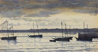 the harbour by thomas cooper gotch