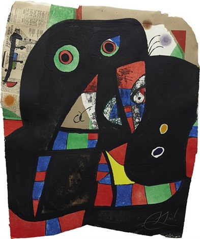 gaudi 46 by joan miró