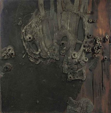 grand espace noir by jaap wagemaker