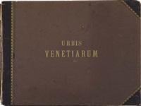 urbis venetiarum prospectus celebriores, ex antonii canal tabulis xxxviii. aere expressi ab antonio visentini (after canaletto; portfolio w/38 works) by antonio visentini