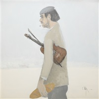 the artist by constantin piliuta