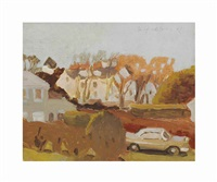 december by fairfield porter