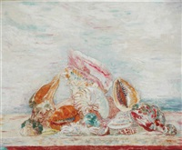 coquillages by james ensor