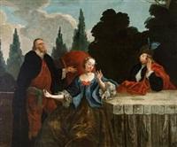 valgets kval - kjærlighet eller rikdom? by mathias blumenthal