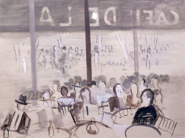 café de la paix by esteban vicente
