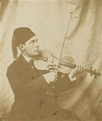 le violoniste hongrois rémény by charles hugo and auguste vacquerie