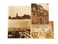 fotografias (4 works) by agustin victor casasola