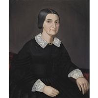 mrs. lyman of west stockbridge, massachusetts by ammi phillips
