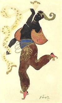 costume design by leon bakst
