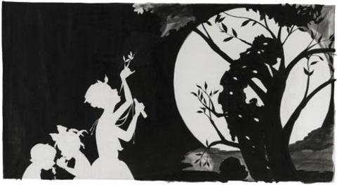 another fine mess by kara walker