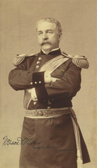 general nelson a. miles by isaiah taber