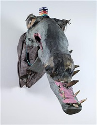crocodile by spartacus chetwynd