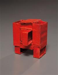 estrutura de caixas de fósforos by lygia clark