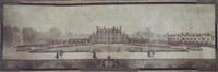 vue du château de montfermeil by pierre-jacob gerould du pas