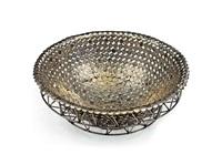 unique nickel bowl by johnny swing