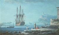 scène de marine by alexandre jean noel