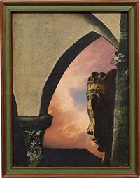 untitled (buddha at sundown) by joseph cornell
