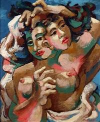 danza de las máscaras by mario carreño