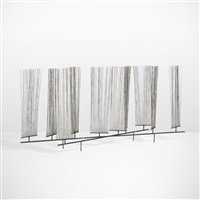 untitled (early wire form) by harry bertoia