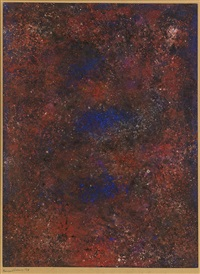 untitled (abstract composition) by beauford delaney