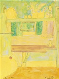 kitchen by beauford delaney