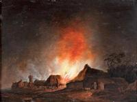 l'incendie d'un village by daniel van heil