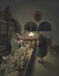 the apothecary by vida gábor