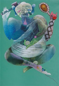 no.805: ganisheji series by babu xavier