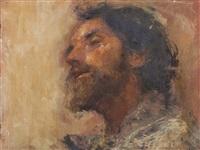 il santone by antonio mancini