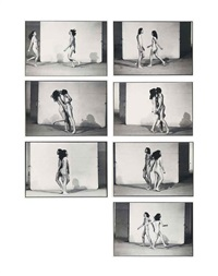 relation in space (7 parts) by ulay & marina abramovic