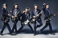 keith richards, new york city by mark seliger