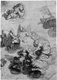 allegorical scene by jean-baptiste corneille