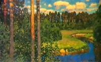 la riviere by nikolai galakhov