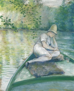 artwork by gustave caillebotte