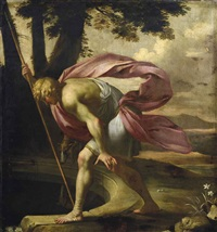 narcisse by simon vouet