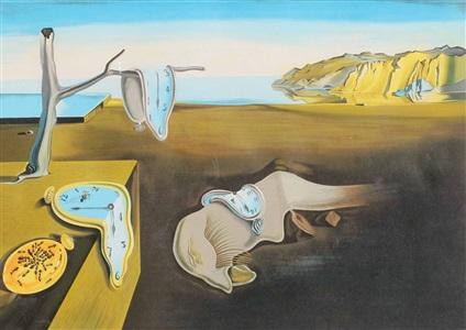 artwork by salvador dalí