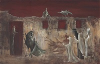 the cockcrow by leonora carrington