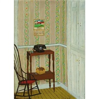 the telephone table by henry thomas gulick