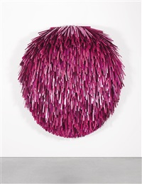 pink chimta by subodh gupta
