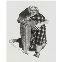 untitled (mother and children) by cindy sherman