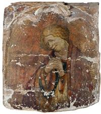 saint priant sous un arc trilobé by french school-aragon (16)