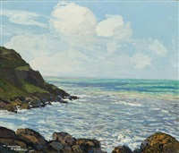manan from smutty nose, monhegan by edward willis redfield
