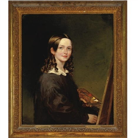 self portrait when seventeen by jane fortescue seymour
